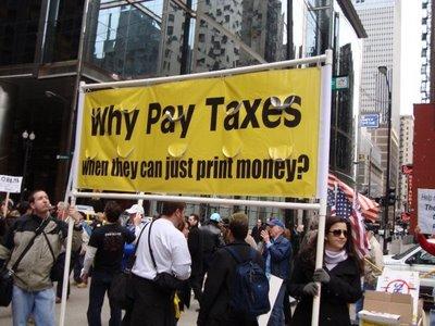 pourquoi payer des taxes