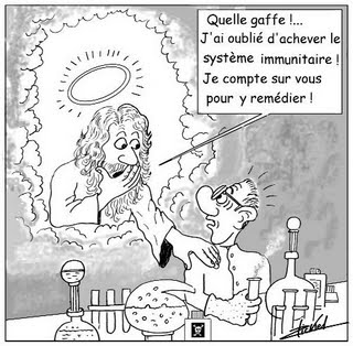 Bickel - Vaccins - Dieu