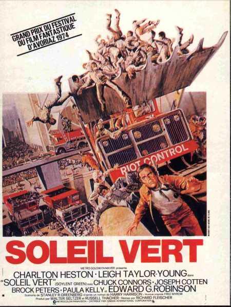 Le cinéma en 1973 Soleil-vert