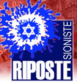 Islamophobes et leur relation avec Sionisme et F.M Riposte-sioniste200